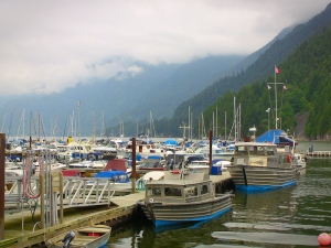 horseshoe bay british columbia sea to sky highway 99 canada boat mountain road pass