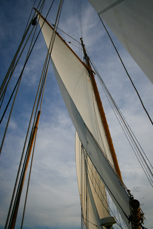 sail, canvas, sailboat, boat, ship, ocean, maine, maritime, history, atlantic