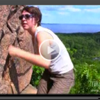 Climbing Acadia's Beehive