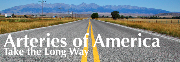 Arteries of America is a magazine about travel in the US and Canada, tours, resources, and road culture.