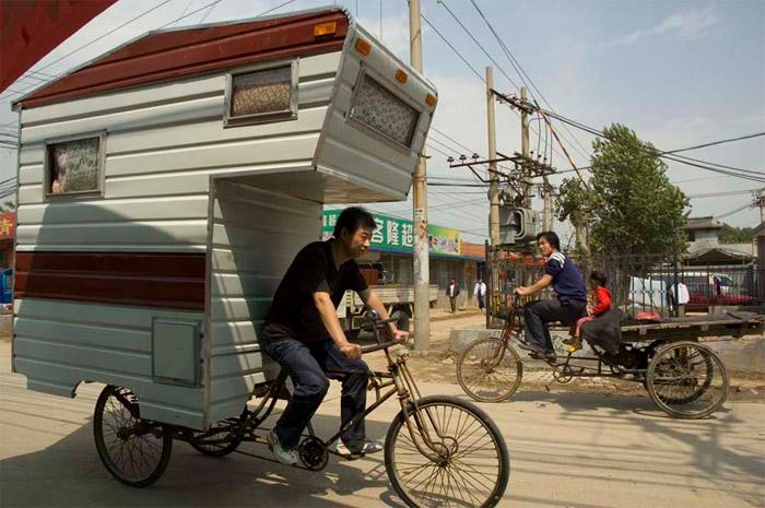bike camper ride crazy