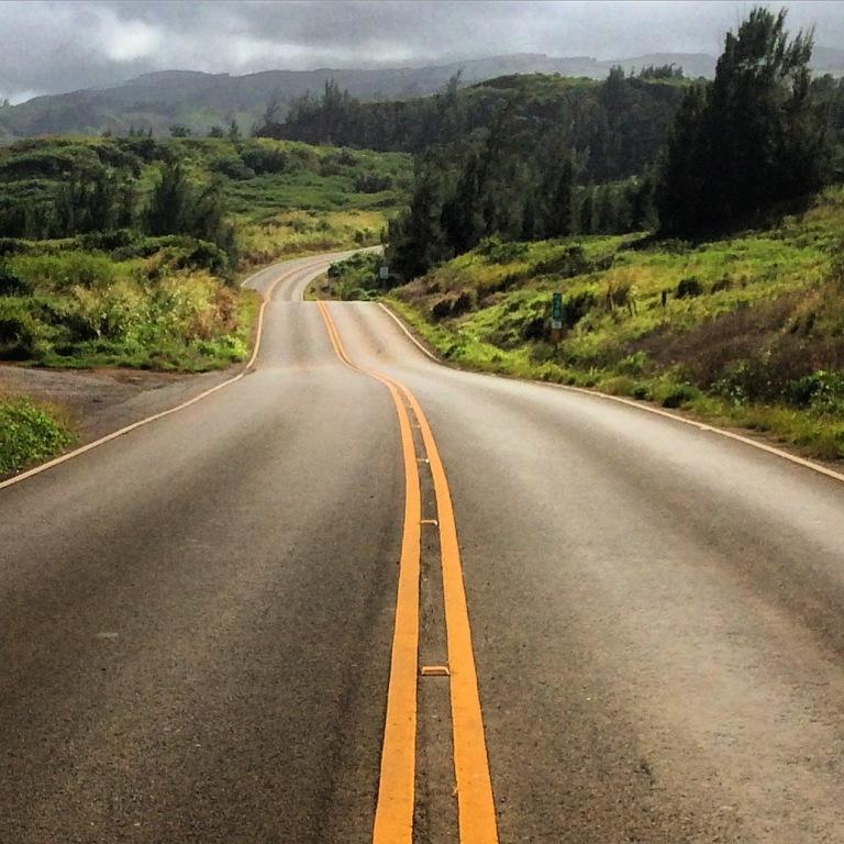 Maui Highway 30, Hawaii