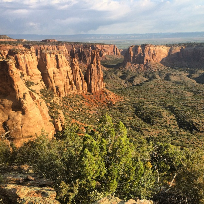 colorado national monument, canyons, desert, fruits, grand junction, sunrise