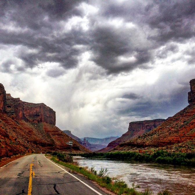 canyon, red rocks, road, ut, highway, road, travel