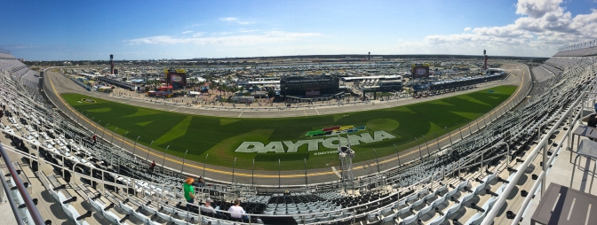 daytona international speedway, travel