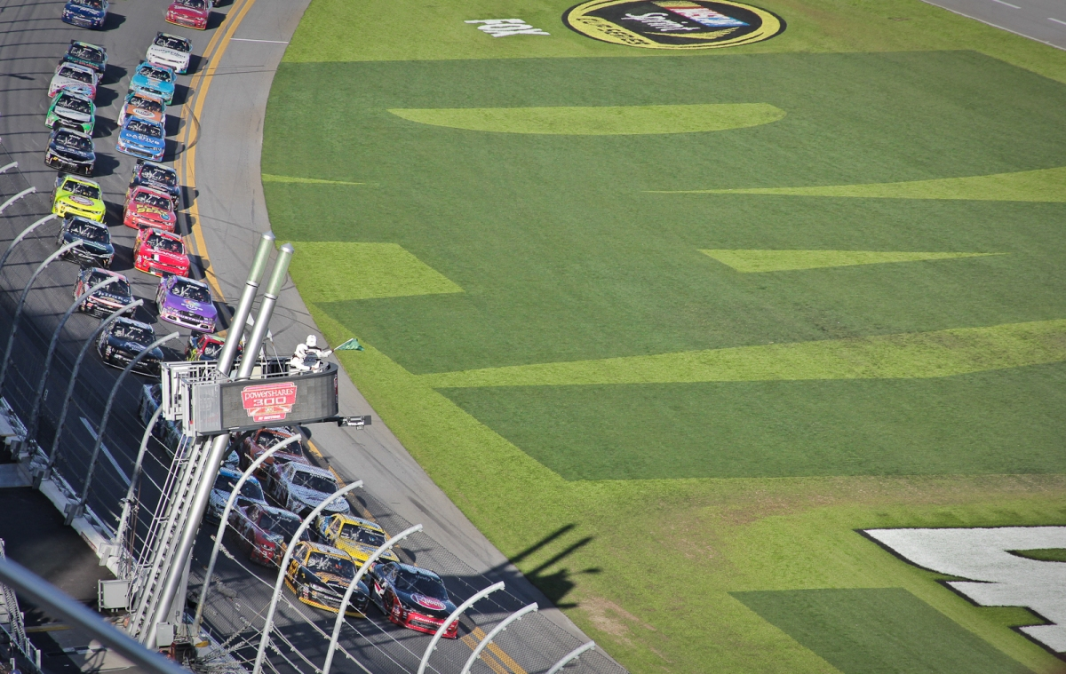 Daytona 500: The Rowdiest Party on Earth