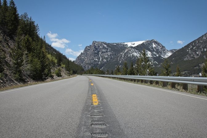 highway 312, red lodge, montana, beartooth pass, road trip