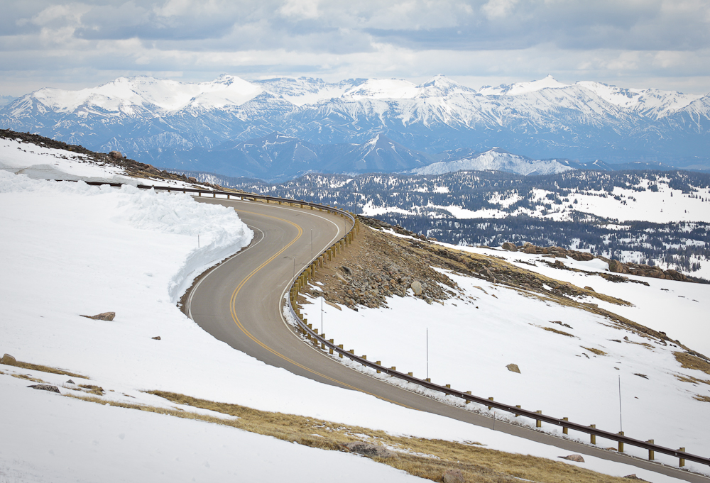 driving montana's bear tooth pass highway 312, travel