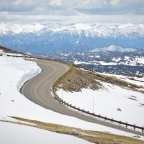 Opening Day on Montana's Beartooth Pass #ExploreLocal