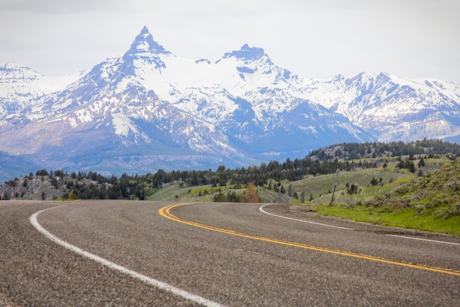 pilot and index peak, highway 312, red lodge, montana, beartooth pass, road trip, travel
